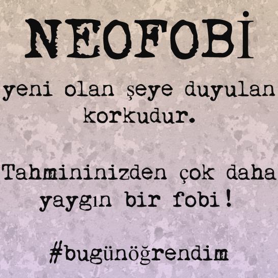 Neofobi