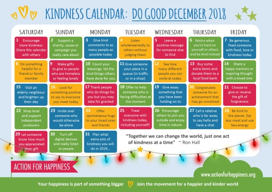 Do Good December